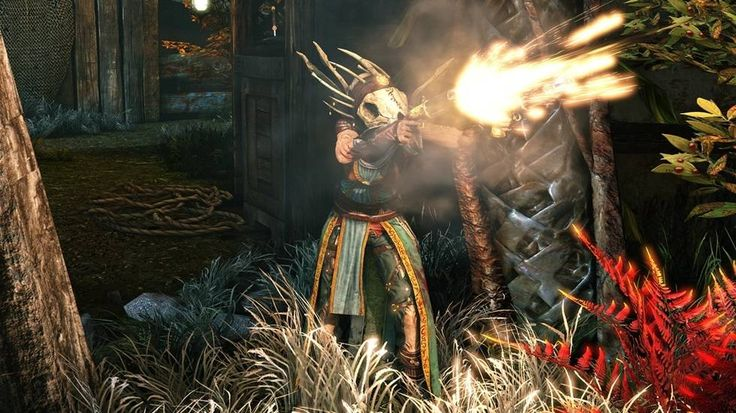 NOSGOTH is a competitive and dark MMOTPS set in the universe of Legacy of Kain: fight with vampires and humans!