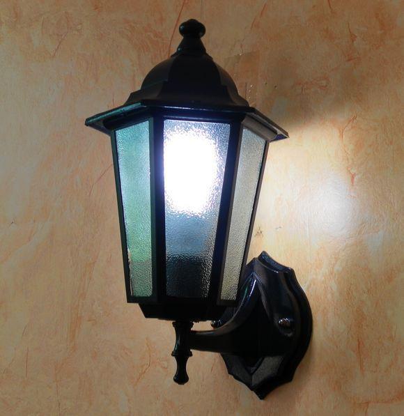 На открытом воздухе лампа водонепроницаемый стена лампа двор балкон фары современный сад фары на открытом воздухе лампа корридор фары вилла лампа
