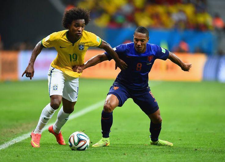 BRAZIL-NETHERLANDS