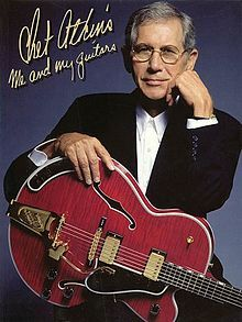 """Chester Burton """"Chet"""" Atkins (June 20, 1924 – June 30, 2001) was an American guitarist and record producer who, along with Owen Bradley, created the smoother country music style known as the Nashville sound, which expanded country's appeal to adult pop music fans as well."""