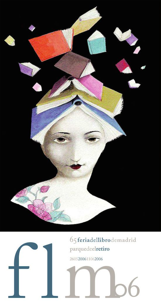 Feria del Libro de Madrid 2006: Ana Juan