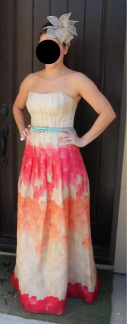 Other KAY UNGER STRAPLESS GOWN 6