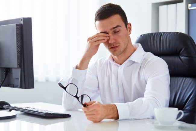 Office-Eye-Syndrom: Tipps zur Entlastung der Augen