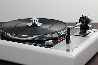 thorens td160 mkii plattenspieler turntable wei. Black Bedroom Furniture Sets. Home Design Ideas