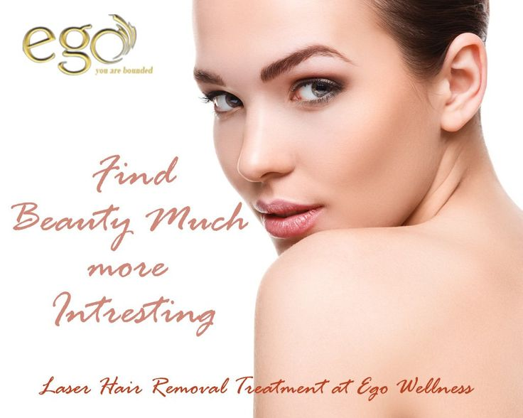 Find #Beauty Much more Intresting. Laser #Hair Removal #Treatment at Ego wellness Visit: http://www.goego.in/laser-hair-removal-bangalore.html