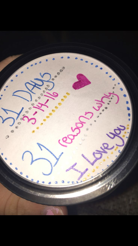 cute idea for one month anniversarys!! | Girlfriend