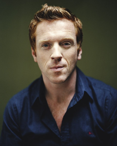 Damian Lewis - so great in Band of Brothers...with the 10 year anniversary coming up, rewatching may be in order...