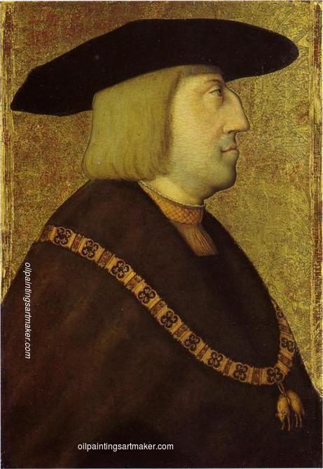 Bernhard Strigel Portrait of the Emperor Maximilian I - Bernhard Strigel painting sale sites, painting Authorized official website