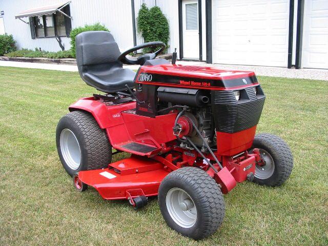 Best Wheel Horse Tractors : Best images about wheel horse on pinterest gardens