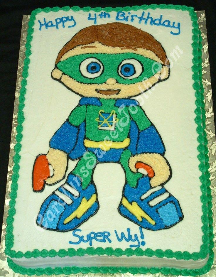 super+why+cakes | super why cake bakugon cake mummy cake backyardigans cake pablo