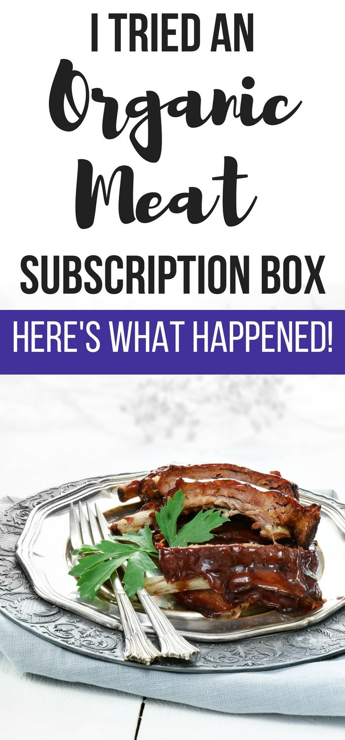 Looking for an easy crockpot meal solution? We tried several cuts of beef from an organic meat subscription box - and it made dinner so EASY and CONVENIENT! Here's what happened!