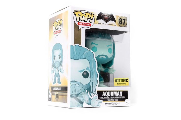 POP! Heroes: Batman VS Superman - Aquaman [Ocean]