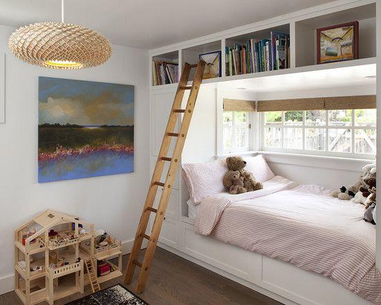 built in bed: Kids Beds, Kids Bedrooms, Small Bedrooms, Builtin, Rooms Ideas, Window Seats, Nooks, Built In Beds, Kids Rooms
