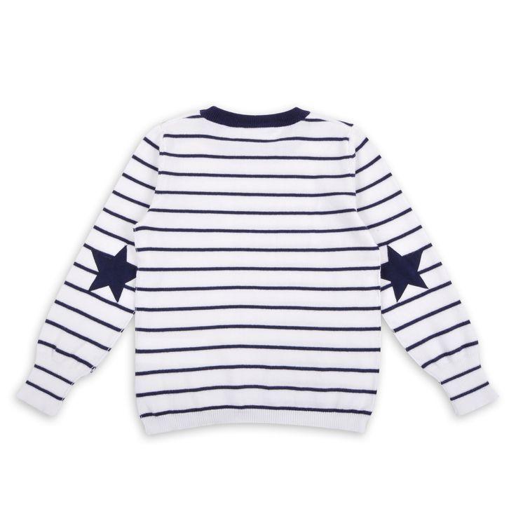 Sueter de rayas navy con estrellas - EPK