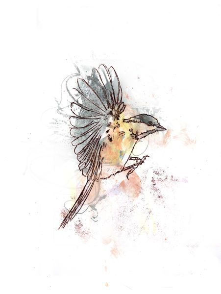 """even the sparrow 