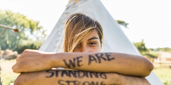 petition: Demand Legal Action Against People Who Attacked North Dakota Access Pipeline Land Protectors. Energy Transfer Partners has hired mercenaries to use pepper spray and attack dogs on Native American tribes who gathered to peacefully protect sacred sites and keep drinking water safe.