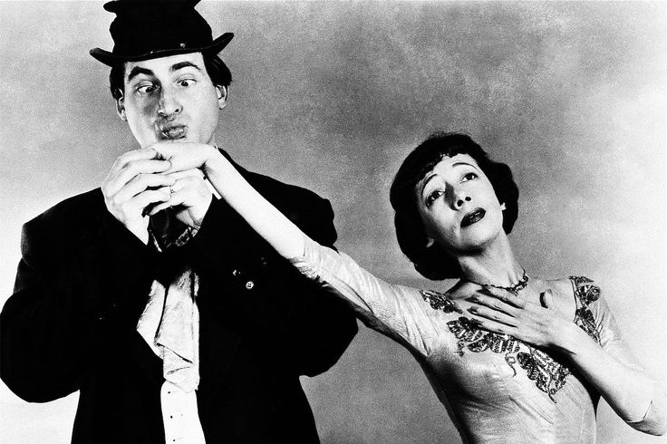 Hail Caesar: Memories of comedy legend Sid Caesar by Alan Sepinwall [Hit Fix article about the passing of Sid Caesar, 91, on February 12, 2014. Pictured here: Sid Caesar and his Your Show of Shows co-star, the legendary Imogene Coca.]