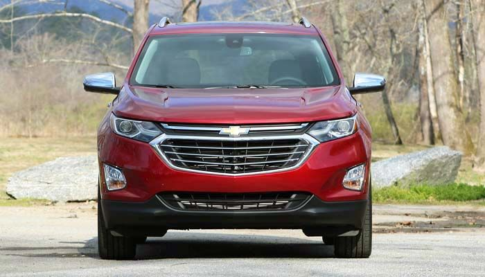 2018 Equinox: A Compact SUV with High Technologies