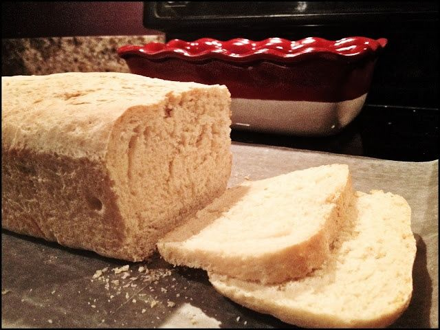 Homemade Bread (made without a bread machine)   I make this at least once a week with my Ninja mixer