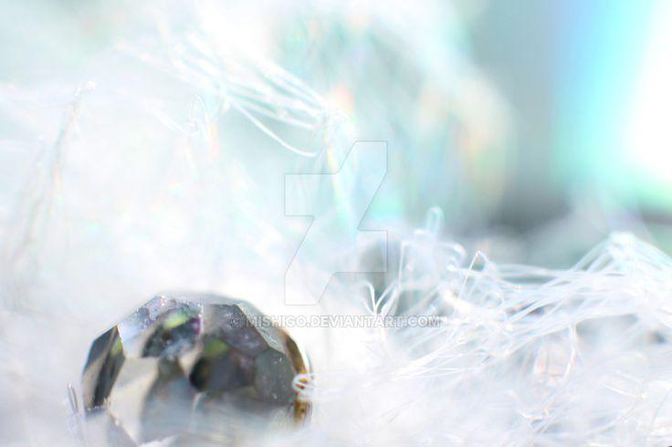 Something frozen ...? by MiShiGo