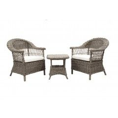 Marsaille 3 Piece Living Room Furniture Setting
