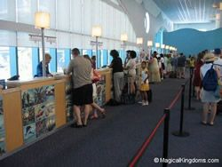 Disney Cruise Line Check In At Port Canaveral