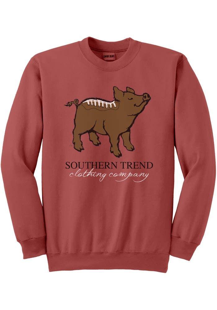 Football Pig Sweatshirt