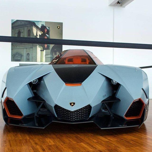 Regram @lamborghini_scene One Angry Bull... EGOISTA! Follow  @gearheadexotica @gearheadexotica _ Via: @cargramm _ #Lamborghini #Egoista  #LamborghiniEgoista ...