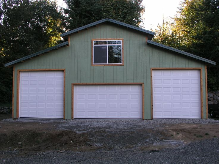 Welcome to Ark Custom Buildings Inc Marysville, WA Garages ...