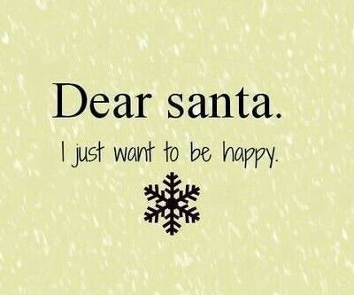 Bild über We Heart It https://weheartit.com/entry/148473085 #christmas #Dream #list #santa #snow #want #winter #xmas