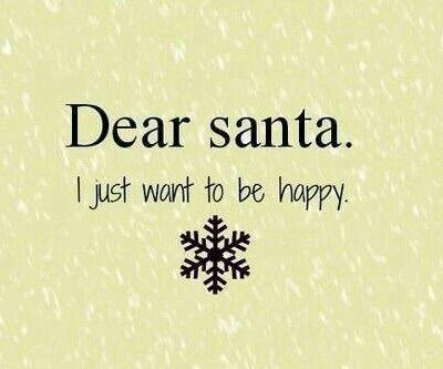 Bild über We Heart It https://weheartit.com/entry/148473085 #christmas #Dream #list #santa #snow #want #winter #xmas