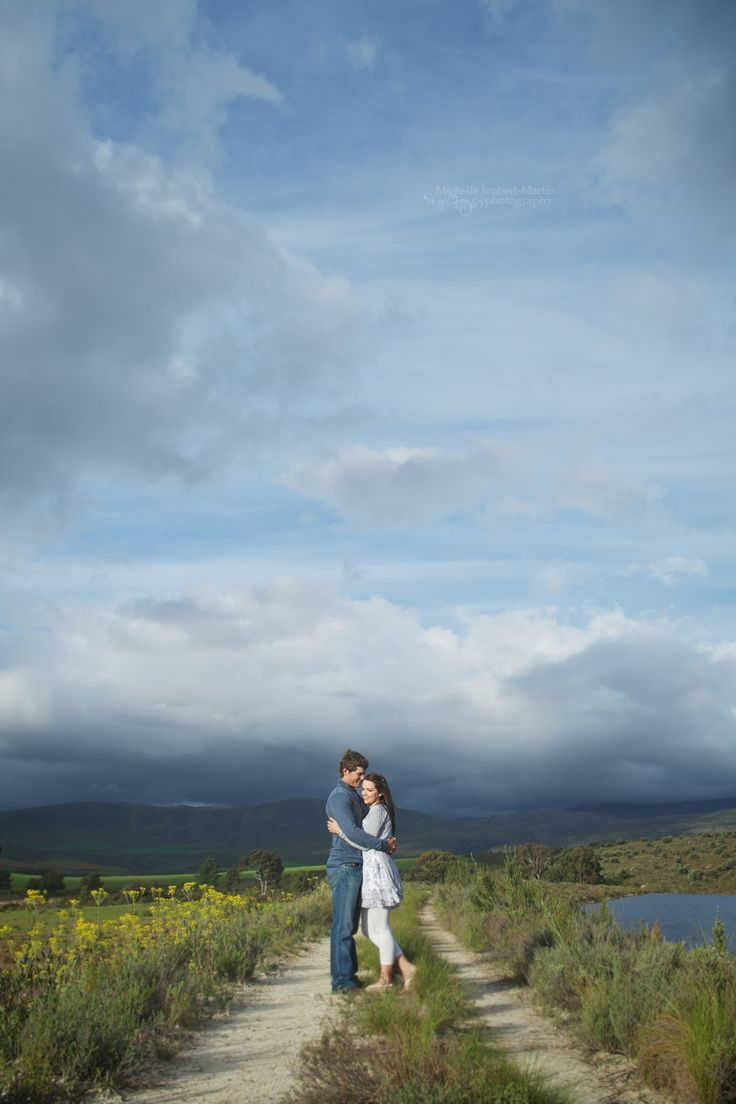 Engagement shoot on a farm just outside Ceres in South Africa, images by Cape Town based wedding and lifestyle photographer - Michelle Joube...
