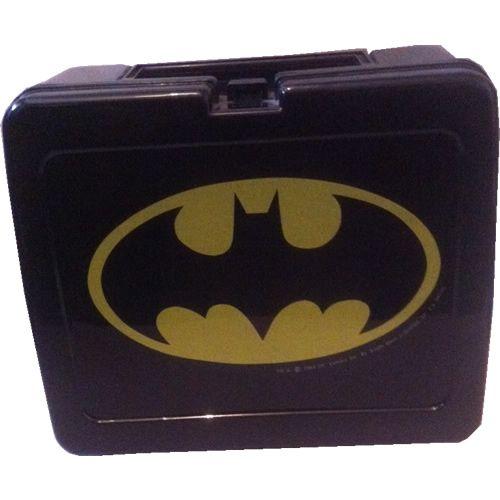 VINTAGE BATMAN LUNCH BOX 1989