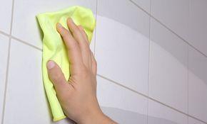 Geniaal: dít is de allersnelste manier om je tegels en voegen schoon te maken