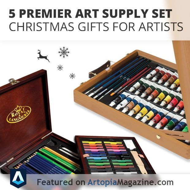 Good Christmas Gifts For Artists Part - 14: Read The Gift List On Http://artopiamagazine.com/5-premier