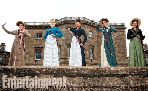 Have you seen the Bennet sisters lately? It might be time to get reacquainted with Jane Austen's most famous family. Elizabeth (Lily James), Lydia (Ellie...