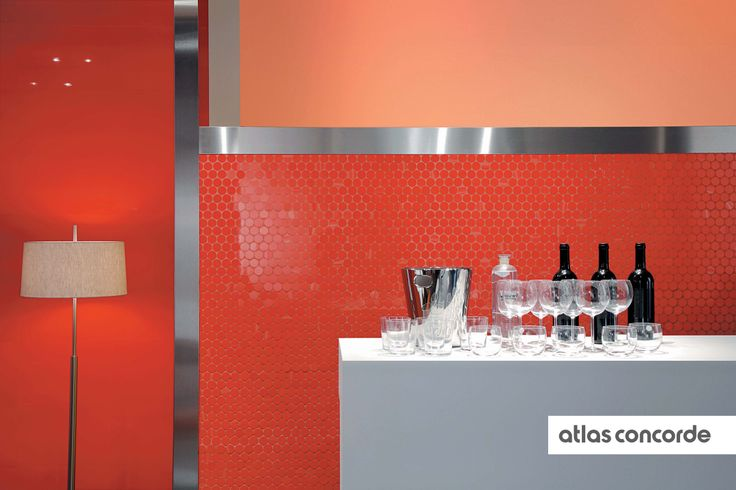 #INTENSITY Love | #Mosaic | #AtlasConcorde | #Tiles | #Ceramic