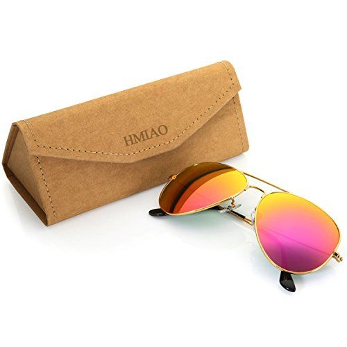 Aviator Sunglasses Polarized for Men Women,Flash Mirror Lens UV400 Sunglasses Eyewear with Sun Glasses Case (Barbie Pink/Gold Frame, 60) http://sunglasses.henryhstevens.com/shop/aviator-sunglasses-polarized-for-men-womenflash-mirror-lens-uv400-sunglasses-eyewear/?attribute_pa_color=barbie-pink-gold-frame&attribute_pa_lenswidth=60-mm https://images-na.ssl-images-amazon.com/images/I/41DlH8rvfDL.jpg