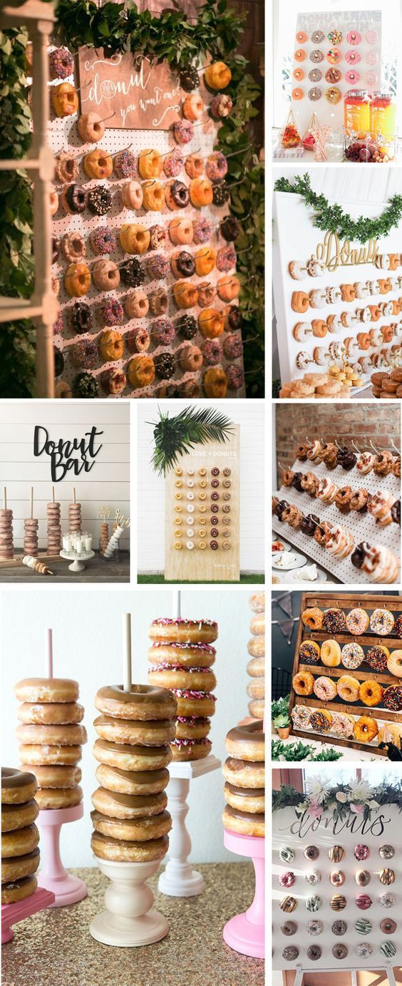 Wedding Catering Trends: Top 8 Wedding Dessert Bar Ideas [tps_header][/tps_heade…