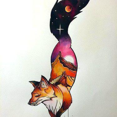 47 Astonishing Astronomy Tattoo Designs