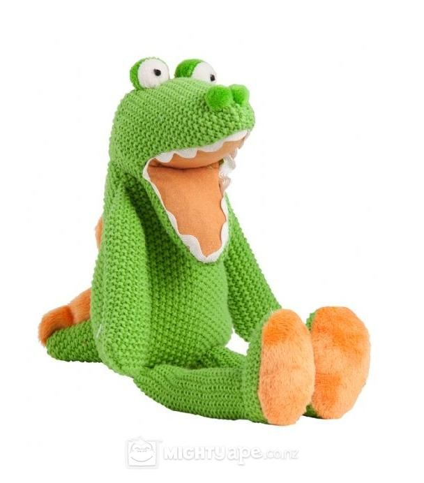 Lily & George Albie Alligator Toy