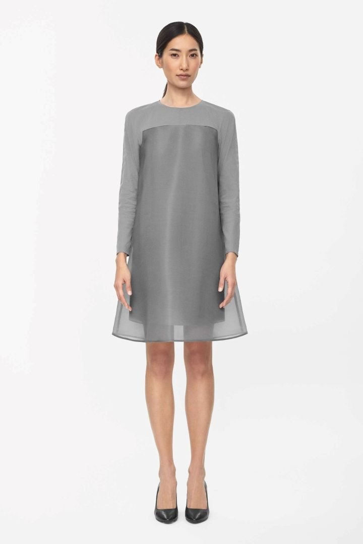 COS | Organza layer dress