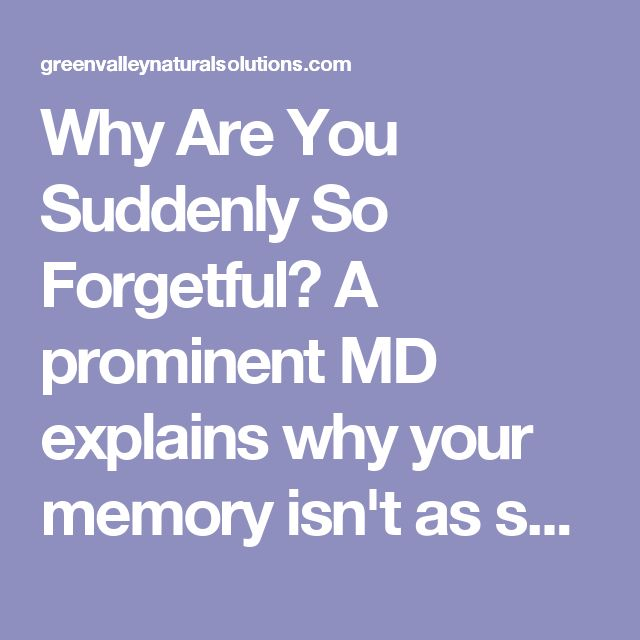 """Why Are You Suddenly So Forgetful?  A prominent MD explains why your memory isn't as sharp as it used to be - and how to fix what's wrong before it develops into something more serious: by Dr. Russ Canfield, M.D.  DO YOU GET EMBARRASSED when people say """"Hello"""" — but you can't remember their names?  Does your conversation sputter because you can't come up with the right word to describe what you mean?  How many times have you walked into a room, then suddenly stopped — and wondered what you…"""