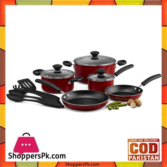 Buy Prestige 12 Piece Non Stick Cookware Set 20486 At Best Price