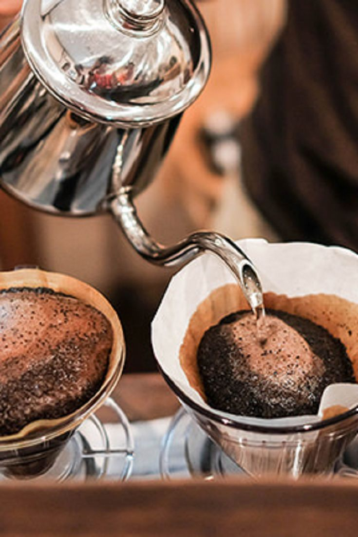 How to Brew the Perfect Pour-Over Coffee