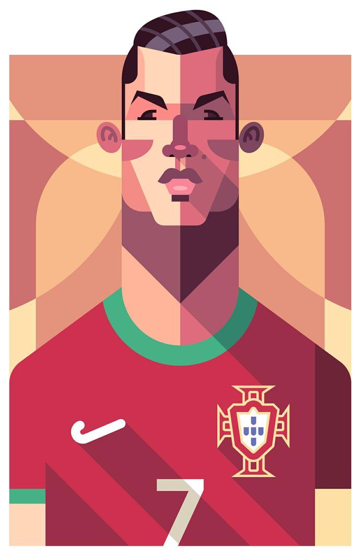 Daniel Nyari   Football Players; Cristiano Ronaldo