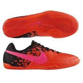 3% off of your order over $100! Nike FC247 Elastico II Youth Indoor Soccer Shoes (Total Crimson/Black/Pink Flash) #soccercorner