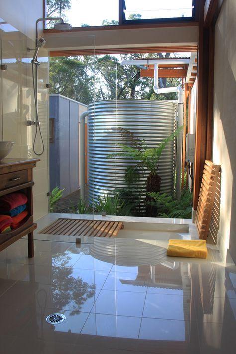 Die besten 25+ Japanische badewannen Ideen auf Pinterest - badezimmer japanischer stil