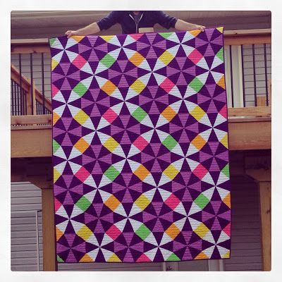 Kaleidoscope Quilt                                                                                                                                                                                 More