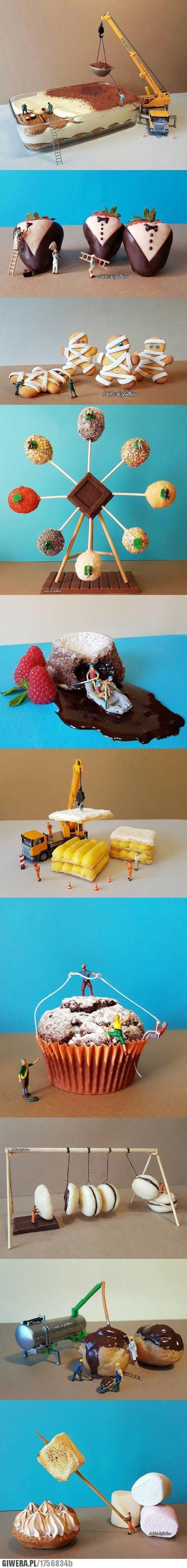 Wspaniały świat deserów